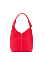 Anya Hindmarch Build A Bag Small Shoulder Red