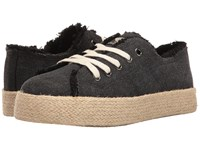 Rocket Dog Madox Black Orchard Women's Lace Up Casual Shoes Gray