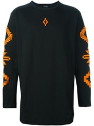 Marcelo Burlon County Of Milan 'Sierra Negra' T Shirt Black