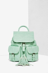 Nasty Gal X Nila Anthony Azalea Cargo Backpack