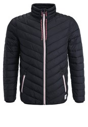 Tom Tailor Denim Winter Jacket Black