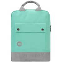 Mi Pac Canvas Tote Backpack Mint