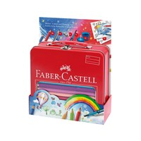 Faber Castell Jumbo Colour Grip And Painting Set