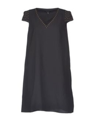 Pedro Del Hierro Short Dresses Black