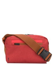 Ally Capellino Pendle Travel And Cycle Bag Red