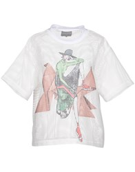 Clover Canyon T Shirts White