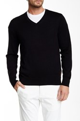 Ben Sherman The V Neck Sweater Black