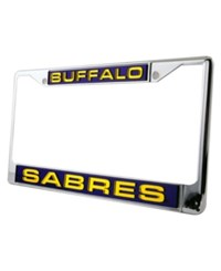 Rico Industries Buffalo Sabres Laser License Plate Frame Team Color