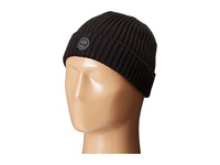 Timberland Th340113 Fitted Knit Watch Cap Black Beanies