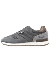 Wrangler Forest Henry Trainers Anthracite Grey