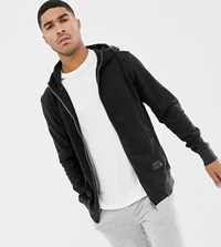 Reebok Noble Fight Full Zip Jacket Black