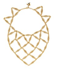 Rosantica By Michela Panero Volutta Necklace Gold