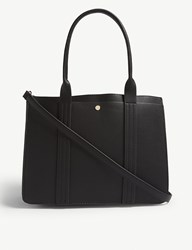 Aldo Zille Faux Leather Tote Black
