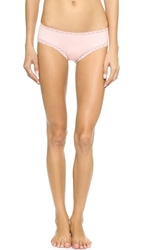 Natori Bliss Cotton Girl Briefs Blushing Pink