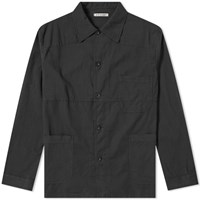Our Legacy Work Patch Jacket Black