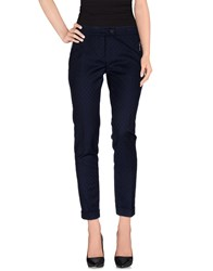 Beatrice. B Trousers Casual Trousers Women Dark Blue
