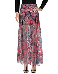 Happiness Long Skirts Fuchsia