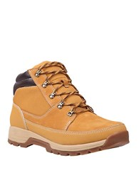 Timberland Skhigh Rock Ii Leather Lug Sole Boots Wheat