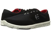 Etnies Marana Sc Black Grey Red Men's Skate Shoes Gray