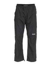 Jeep Athletic Pants Black