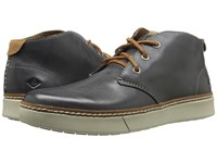 Sperry Clipper Chukka Charcoal Men's Lace Up Casual Shoes Gray