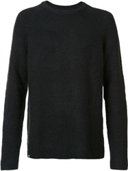 Wesc 'Aaron' Jumper Black