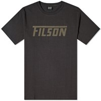 Filson Outfitter Graphic Tee Black
