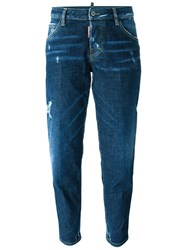 Dsquared2 'Hockney' Jeans Blue