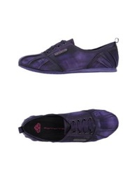 Fornarina Low Tops And Trainers Purple
