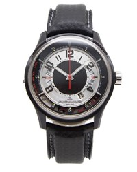 Classic Jaeger Lecoultre Aston Martin Chronograph Watch Nm Watch Collection By Crown And Caliber Silver