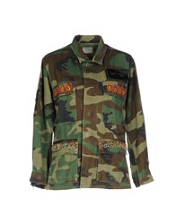 Htc Jackets Military Green