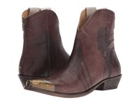 Free People Lost Trail Ankle Boot Chocolate Women's Pull On Boots Brown