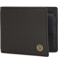 Diesel Mohican Hiresh Leather Wallet