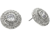 Lauren Ralph Lauren Social Set Vintage Crystal Stud Earrings Crystal Silver Earring