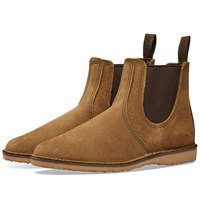 Red Wing Shoes Weekender Chelsea Boot Brown