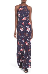 Women's Astr Cross Back Wide Leg Jumpsuit