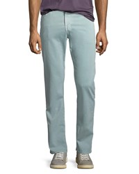 Ag Adriano Goldschmied Graduate Sud Tailored Jeans Sulfur Teal Stone