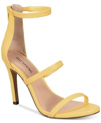 Call It Spring Astoelian Dress Sandals Women's Shoes Yellow