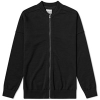 S.N.S. Herning Fatum Full Zip Cardigan Black