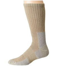 Thorlos Trail Hiking Crew Single Pair Khaki Crew Cut Socks Shoes