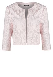 More And More Blazer Rosy Nude Rose