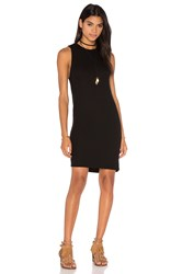 Feel The Piece Josie Dress Black