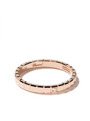 Chopard 18Kt Rose Gold Ice Cube Pure Diamond Ring Unavailable
