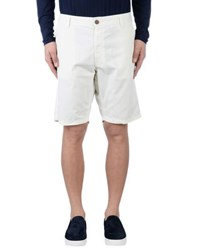Napapijri Trousers Bermuda Shorts Men Ivory