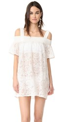 6 Shore Road By Pooja Retreat Cover Up Dress Moonlight White