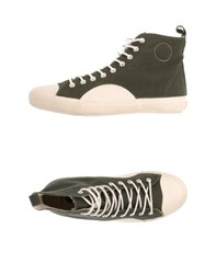 Coming Soon Footwear High Top Trainers Men