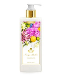 Agraria Monique Lhuillier Citrus Lily Hand And Body Lotion 8.45 Oz. 250 Ml