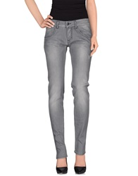 Nolita Denim Pants Grey