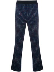 Missoni Embroidered Straight Leg Trousers 60