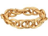 The Sak Link Stretch Bracelet Gold Bracelet